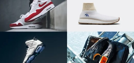 "【まとめ】3/4発売の厳選スニーカー!(NIKE AIR MAX 1 ANNIVERSARY OG)(adidas Originals × Alexander Wang RUN)(AIR JORDAN 15 RETRO ""Obsidian"")(PORTER ASICS TIGER GEL-KAYANO TRAINER ""THAT BLACK NYLON"")他"