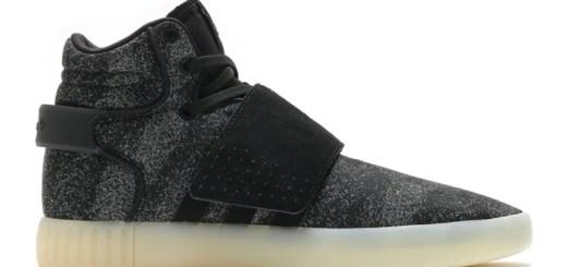 """3月下旬発売!adidas Originals TUBULAR INVADER STRAP JACQUARD """"Core Black"""" (アディダス オリジナルス チュブラー インベーダー ストラップ ジャカード """"コア ブラック"""") [BB8945]"""