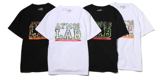 ATMOSLAB DUCK CAMO COLLEGE TEEが発売! (アトモスラボ ダック カモ カレッジ TEE)