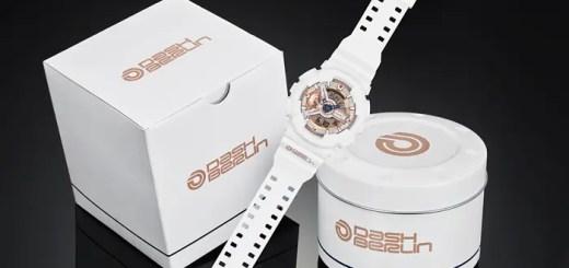 G-SHOCK × EDM DJ「Dash Berlin」とのコラボレーションモデル「GA-110DB-7AJR」が4月発売! (Gショック ダッシュ・ベルリン)