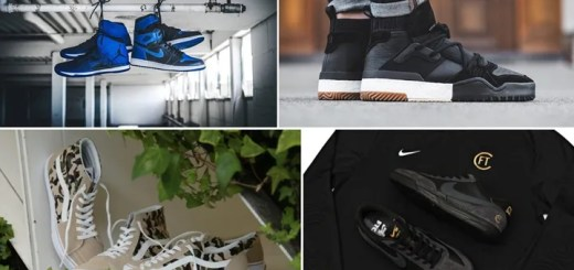 "【まとめ】4/1発売の厳選スニーカー!(NIKE AIR JORDAN 1/31 RETRO HIGH OG ""ROYAL"")(adidas Originals × Alexander Wang)(FTC × NIKE SB LUNAR FC)(VANS RETRO CAMOUFLAGE)他"