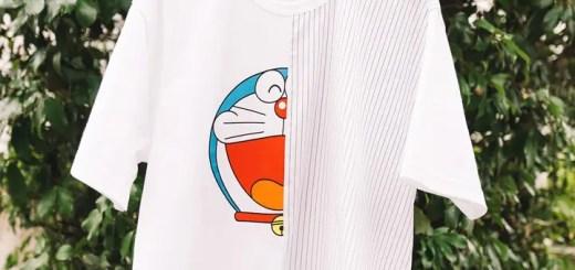 ALOYE × ドラえもん カプセルコレクションが4/21からビームスT 原宿にてポップアップショップがオープン! (アロイ BEAMS)
