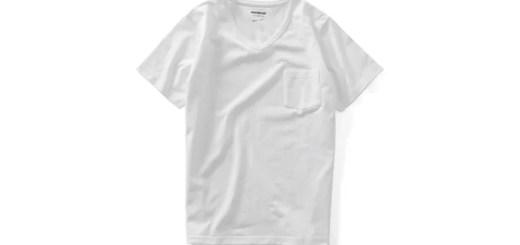 「肌が透けない白無地Tシャツ」が4/23 10:00~先着240枚限定で発売!