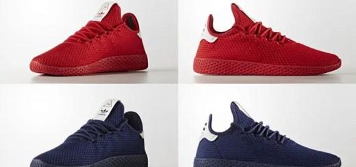 """Pharrell Williams x adidas Originals Human Race """"Red/Navy"""" (ファレル・ウィリアムス アディダス オリジナルス ヒューマン レース """"レッド/ネイビー"""")"""