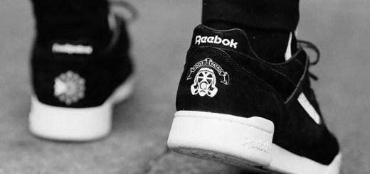 """5/13発売!フットパトロール × リーボック ワークアウト ロー プラス """"ブラックダック"""" (Footpatrol REEBOK WORKOUT LO PLUS """"Blackbuck"""")"""