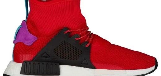 """2017年 秋頃発売予定!adidas Originals NMD_XR1 Winter """"Scarlet"""" (アディダス オリジナルス エヌエムディー エックス アール ワン ウィンター """"スカーレット"""") [BZ0632]"""