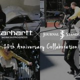 「Carhartt × JOURNAL STANDARD 20th Anniversary Collaboration」が6/1から展開! (カーハート ジャーナルスタンダード)