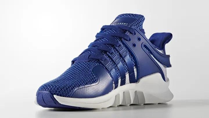 """アディダス オリジナルス エキップメント サポート ADV """"ブルー/ホワイト"""" (adidas Originals EQT SUPPORT ADV """"Blue/White"""") [BY9590]"""
