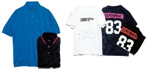 uniform experiment 2017 S/S COLLECTION レギュラーアイテムが5/27発売! (ユニフォーム・エクスペリメント 2017年 春夏 regular)