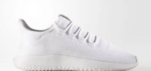 """6/1発売!アディダス オリジナルス チュブラー シャドウ """"トリプル ホワイト"""" (adidas Originals TUBULAR SHADOW """"Triple White"""") [CG4563]"""