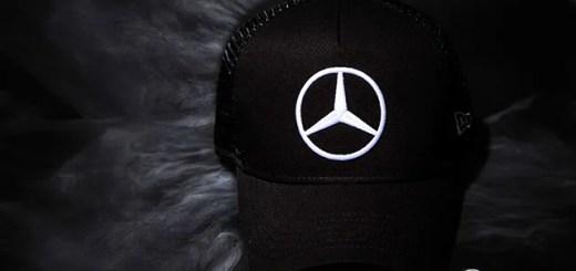 メルセデス・ベンツとニューエラがコラボキャップ第2弾として「9FORTY D-Frame」が5/31発売 (Mercedes-Benz New Era)