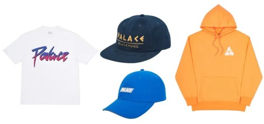 Palace Skateboards 2017 SUMMER Drop 4が6/16に展開 (パレス 2017 夏)