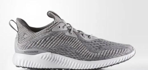 "adidas ALPHA BOUNCE EM {Engineered Mesh} UNDYED ""Grey"" (アディダス アルファ バウンス エンジニア メッシュ アンダイド ""グレー"") [BW1205]"