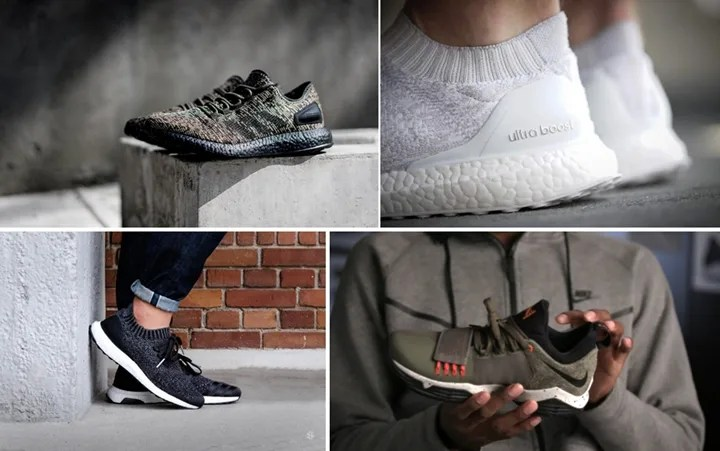 "【まとめ】6/16発売の厳選スニーカー!(NIKE PG 1 {Paul George} ""Elements"")(adidas ULTRA BOOST UNCAGED)(PURE BOOST ATR)(adidas Originals TUBULAR INVADER STRAP)"