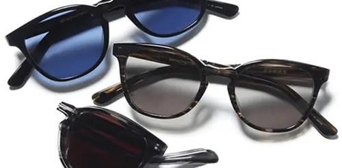 SOPH × 金子眼鏡との共同制作によるサングラスが6/17発売 (ソフネット)