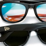 New Eraからボックスロゴプリントを配置したサングラスがリリース (ニューエラ)
