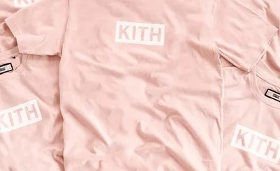 KITH CLASSIC LOGO TEE 第3弾!今度は「Pink」カラー!6/26発売予定! (キース)