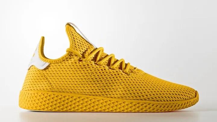 Pharrell Williams x adidas Originals Human Race Tennis HU 2カラー (ファレル・ウィリアムス アディダス オリジナルス ヒューマン レース テニス) [CP9766,9767]