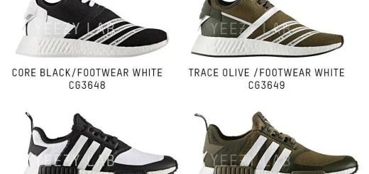 adidas Originals by White Mountaineering 2017 FALL/WINTER NMD_R1/R2 (アディダス オリジナルス バイ ホワイトマウンテニアリング 2017年 秋冬 エムエムディー)