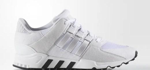 """アディダス オリジナルス エキップメント サポート RF """"ホワイト/グレー ワン"""" (adidas Originals EQT SUPPORT RF PRIMEKNIT {PK} """"White/Grey One"""") [BY9625]"""