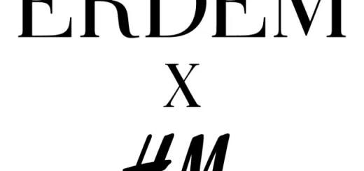 2017/11/2リリース!今秋はH&M × ERDEM とのデザイナーコラボ (エイチ アンド エム アーデム)