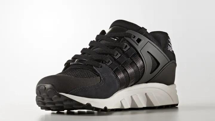 """アディダス オリジナルス エキップメント サポート RF テキスタイル """"コア ブラック"""" (adidas Originals EQT SUPPORT RF TEXTILE """"Core Black"""") [BY9623]"""