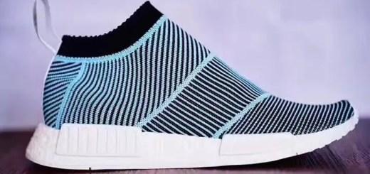 Parley for the Oceans × adidas Originals NMD_CS1 {CITY SOCK} (パーレイ・フォー・ジ・オーシャンズ アディダス オリジナルス エヌ エム ディー シティ ソック)
