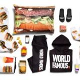 ファッションと食のコラボ!世界マックデリバリーの日」である7/26限定 マックデリバリー コレクションが先着で!