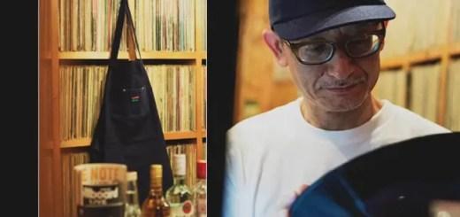 """HUFと渋谷・道玄坂にあるレコードバー「JBS」のマスター小林氏とコラボレートしたカプセルコレクション「HUF X JBS Capsule Collection """"KHUF"""" Kobayashi for HUF」が7/29リリース!"""