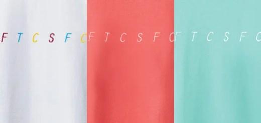 "FTC ""OBLIQUE LOGO EMBROIDERY TEE""が8/5から発売 (エフティーシー)"
