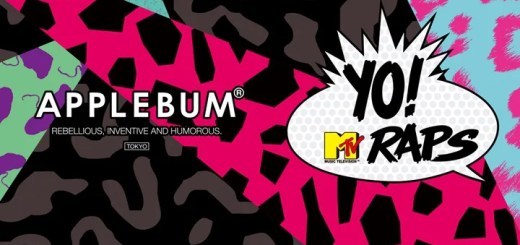 APPLEBUM × 「Yo! MTV Raps」コラボ第2弾が展開!KANGOLとのコラボも (アップルバム カンゴール)