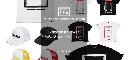 "ELVIRA ""END OF SUMMER"" 2017 COLLECTIONが8/12から展開! (エルヴィラ)"