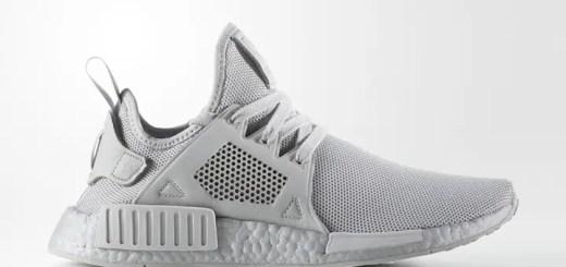 """8/31発売予定!adidas Originals NMD_XR1 """"Triple Grey"""" (アディダス オリジナルス エヌエムディー エックス アール ワン """"トリプル グレー"""") [BY9923]"""