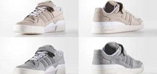 adidas Originals FORUM LOW 2カラー (アディダス オリジナルス フォーラム ロー) [BY3650,3651]