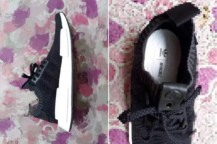 【リーク】INVINCIBLE × adidas Originals NMD_R1 PRIMEKNIT {PK} (インヴィンシブル アディダス オリジナルス エヌ エム ディー プライムニット)