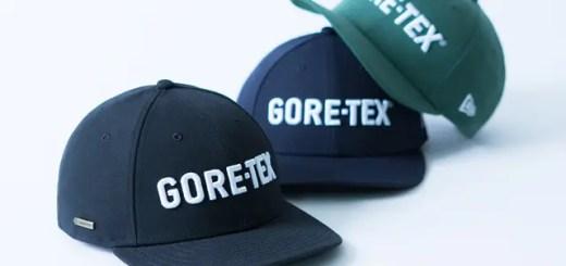 今季初展開!GORE-TEXを採用したNew Era LP 9FIFTYが発売 (ニューエラ ゴアテックス)
