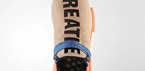 """Pharrell Williams x adidas Originals NMD Human Trail """"Pale Nude"""" (ファレル・ウィリアムス アディダス オリジナルス ヒューマン エヌエムディー トレイル """"ペール ヌード"""") [AC7361]"""