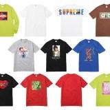 【Tシャツ/TEE まとめ】 シュプリーム (SUPREME) 2017 FALL/WINTER コレクション (2017年 秋冬)