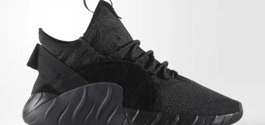 "adidas Originals TUBULAR RISE ""Triple Black"" (アディダス オリジナルス チュブラー ライズ ""トリプル ブラック"") [BY3557]"