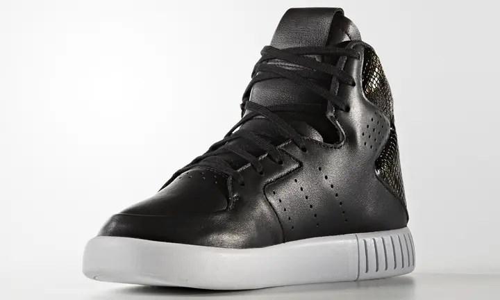 """海外展開!スネークパターンのアディダス オリジナルス チュブラー インベーダー 2.0 """"コア ブラック"""" (adidas Originals TUBULAR INVADER """"Core Black"""") [S80552]"""