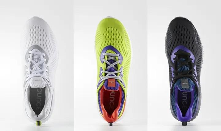 9/15発売!adidas by kolor 2017 ALPHA BOUNCE 1 (アディダス バイ カラー アルファ バウンス 1) [CQ0302,0303,0304]