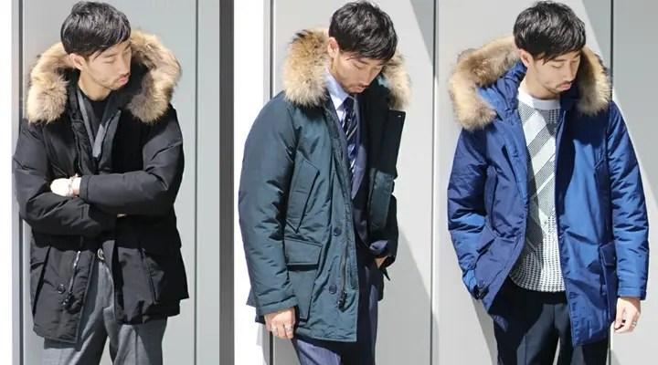 EDIFICE × WOOLRICH 別注 NEW ARCTIC PARKAが10月上旬発売! (エディフィス ウールリッチ ニュー アークティック パーカー)