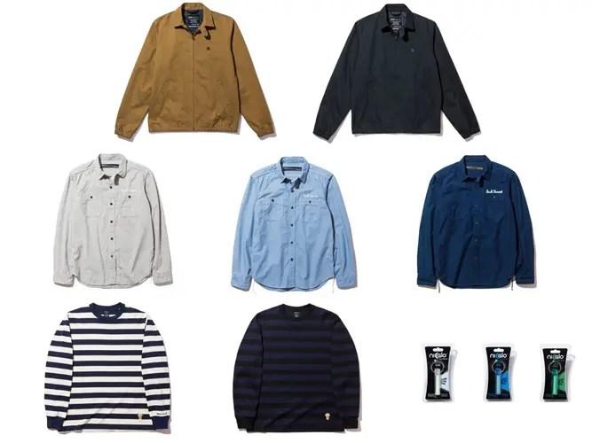 Back Channel 新作!定番スウィングトップ、L/S TEE、ワークシャツ等が発売 (バックチャンネル)