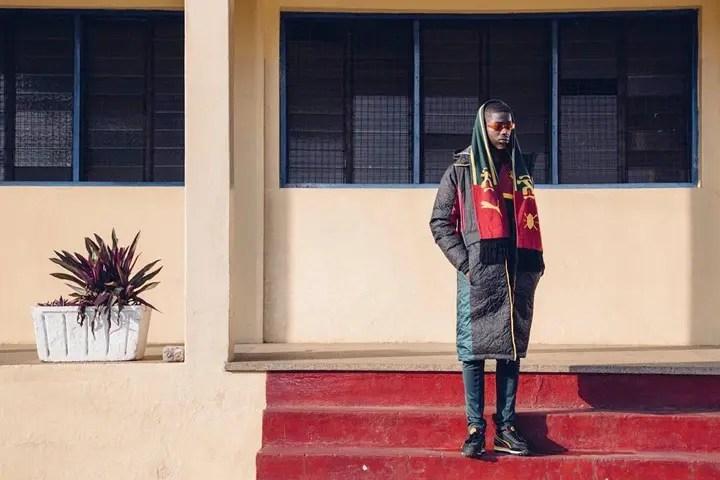"Daily Paper × PUMA 2017 F/W ""AFRICAN FOOTBALL"" (デイリーペーパー プーマ 2017 秋冬 ""アフリカン フットボール"")"
