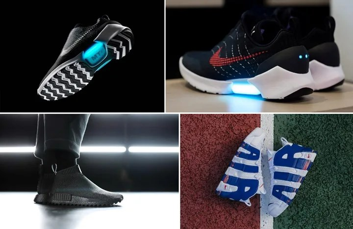 "【まとめ】9/23発売の厳選スニーカー!(NIKE HyperAdapt 1.0)(AIR MORE UPTEMPO OG ""KNICKS"")(The Good Will Out × adidas Originals NMD_CS1 PK)(AIR JORDAN XI LOW IE ""Fire Red"")他"