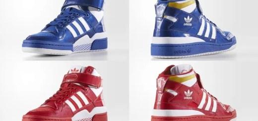 adidas Originals FORUM MID 2カラー (アディダス オリジナルス フォーラム ミッド) [BY4379,4380]