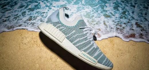 【リーク】Parley for the Oceans × adidas Originals NMD_R1 (パーレイ・フォー・ジ・オーシャンズ アディダス オリジナルス エヌ エム ディー)
