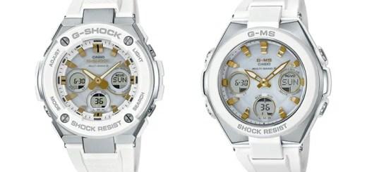 G-SHOCKから、異素材を融合したメタルデザインの「G-STEEL」シリーズからBABY-GとペアになるNewモデルが10/6発売 (Gショック ジーショック)