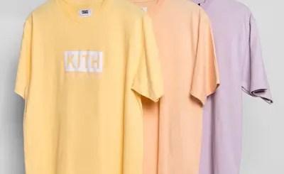 KITH TREATS TOKYO デリバリー2nd/第2弾が10/15展開!新たなTEE/パーカー3色がリリース (キス トリーツ トウキョウ)