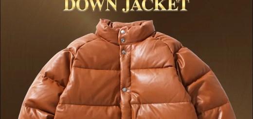【再登場】キムタク検事が着用していたA BATHING APE LEATHER CLASSIC DOWN JACKETが10/21から発売!(エイプ)